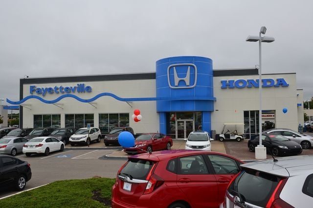 honda of fayetteville 14 photos 11 reviews car