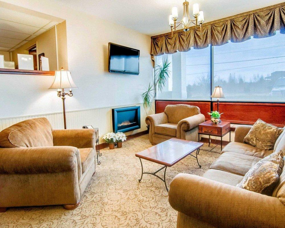 Quality Inn: 50 Hampton Blvd, Christiansburg, VA