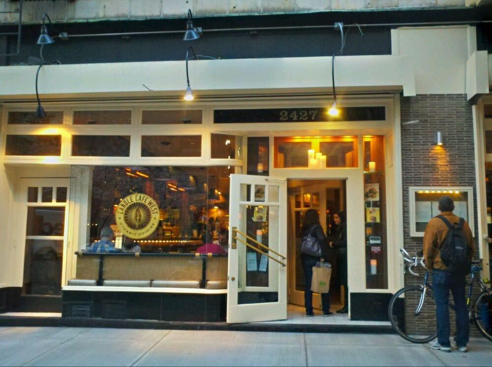 Candle Cafe New York Ny Menu