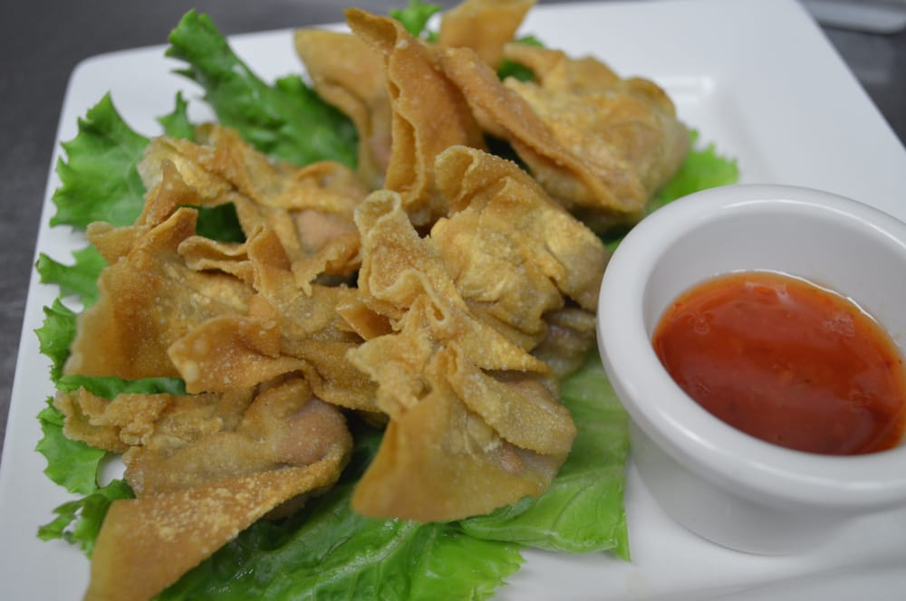 Fried wonton yelp for At siam thai cuisine