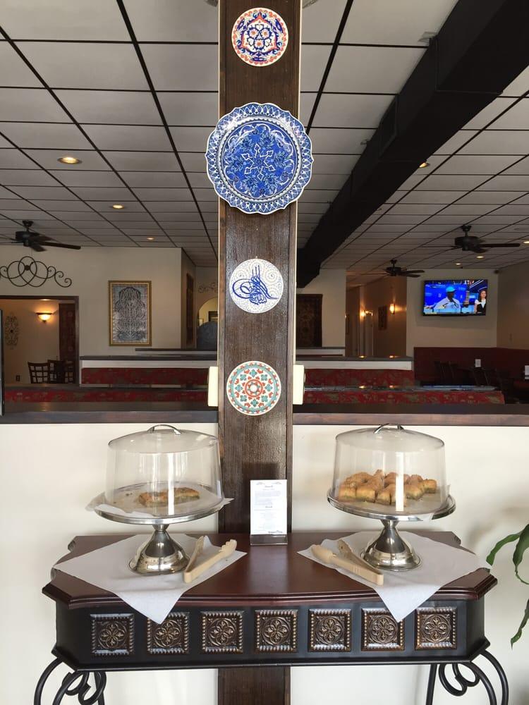 Photo Of Green Olive Restaurant Columbia Sc United States Nice Turkish Decor