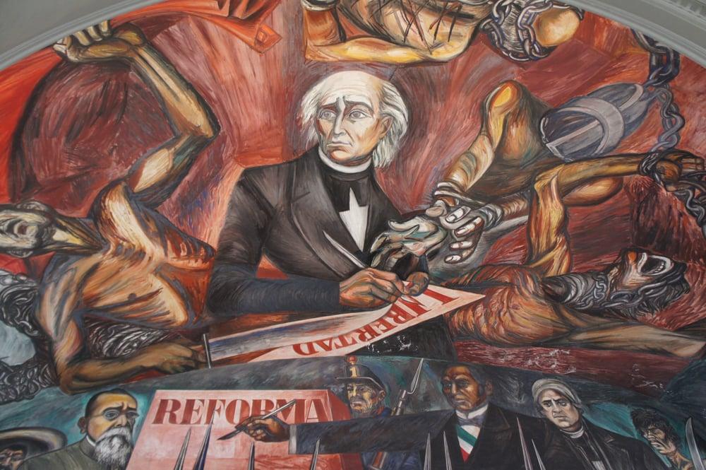 El mural del ex recinto legislativo yelp for El mural guadalajara