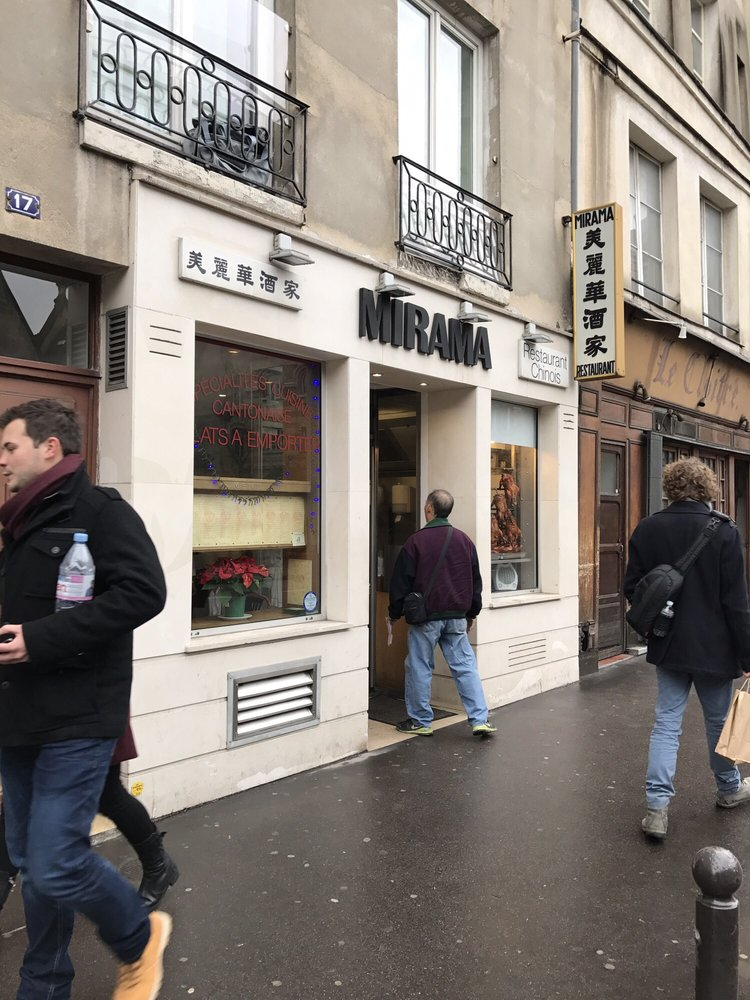 Restaurant Chinois Rue Saint Jacques