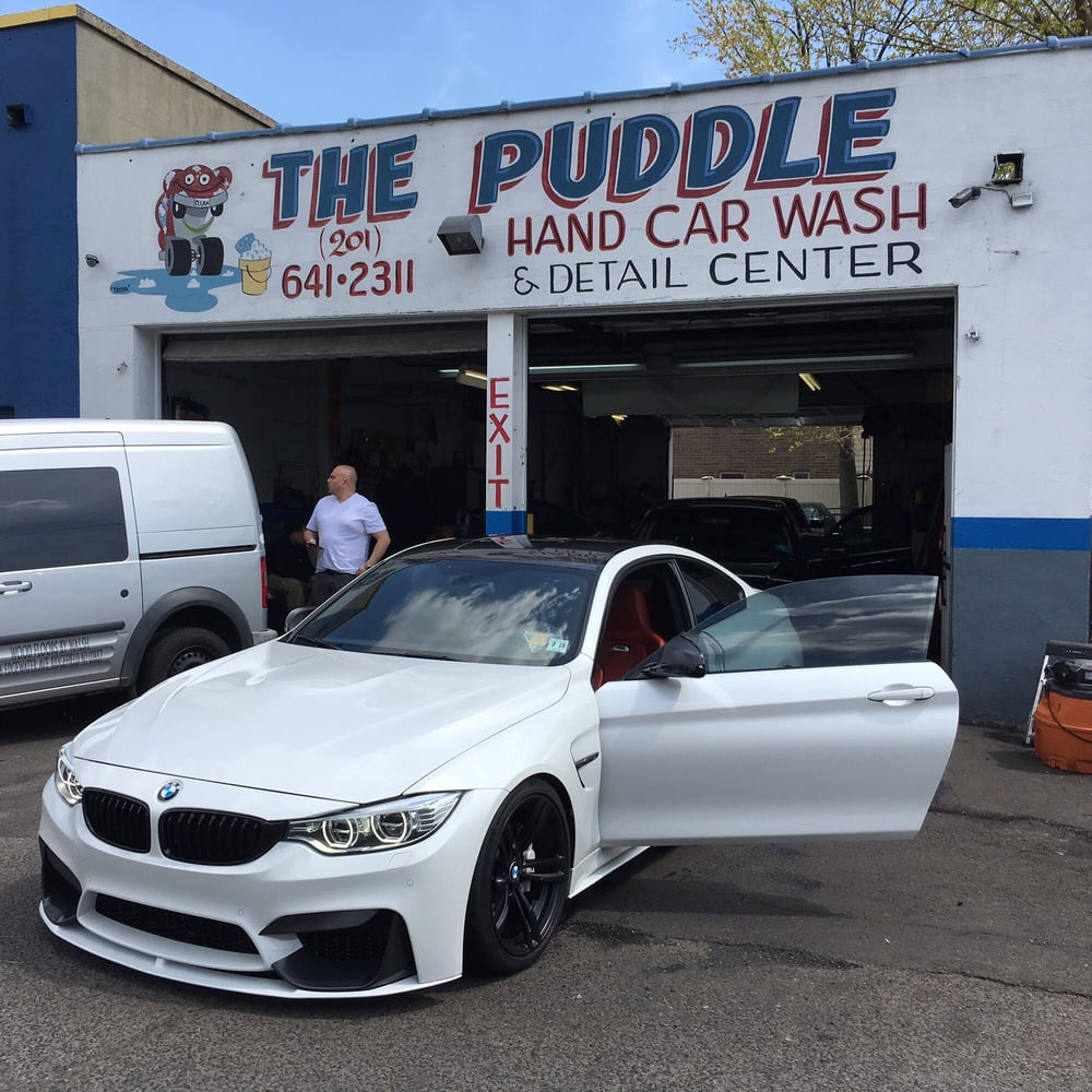 the puddle hand car wash and detail center 106 photos 91 reviews auto detailing 191. Black Bedroom Furniture Sets. Home Design Ideas