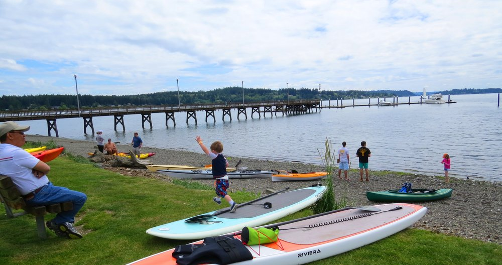 Olympic Outdoor Center - Silverdale Rentals: 8801 Washington Ave NW, Silverdale, WA