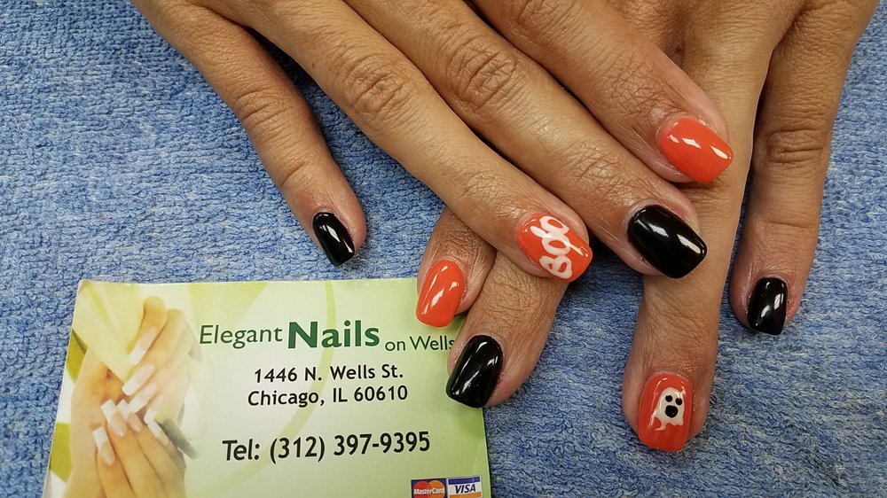 Photos for Elegant Nails On Wells - Yelp