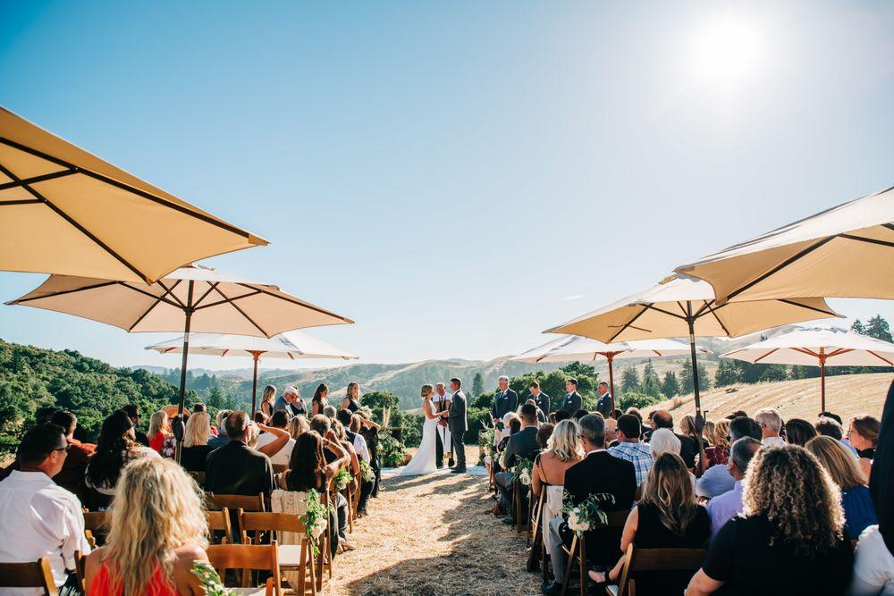 Pearson Ranch Weddings: Woodside, CA
