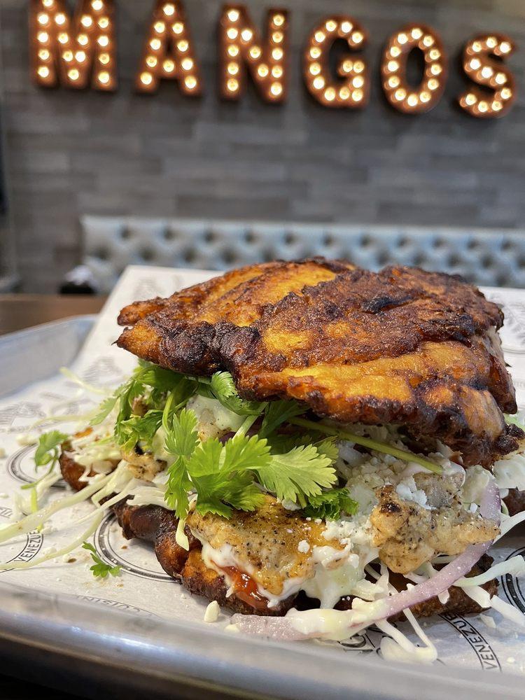 Mango's Grill: 5000 Western Ctr Blvd, Haltom City, TX