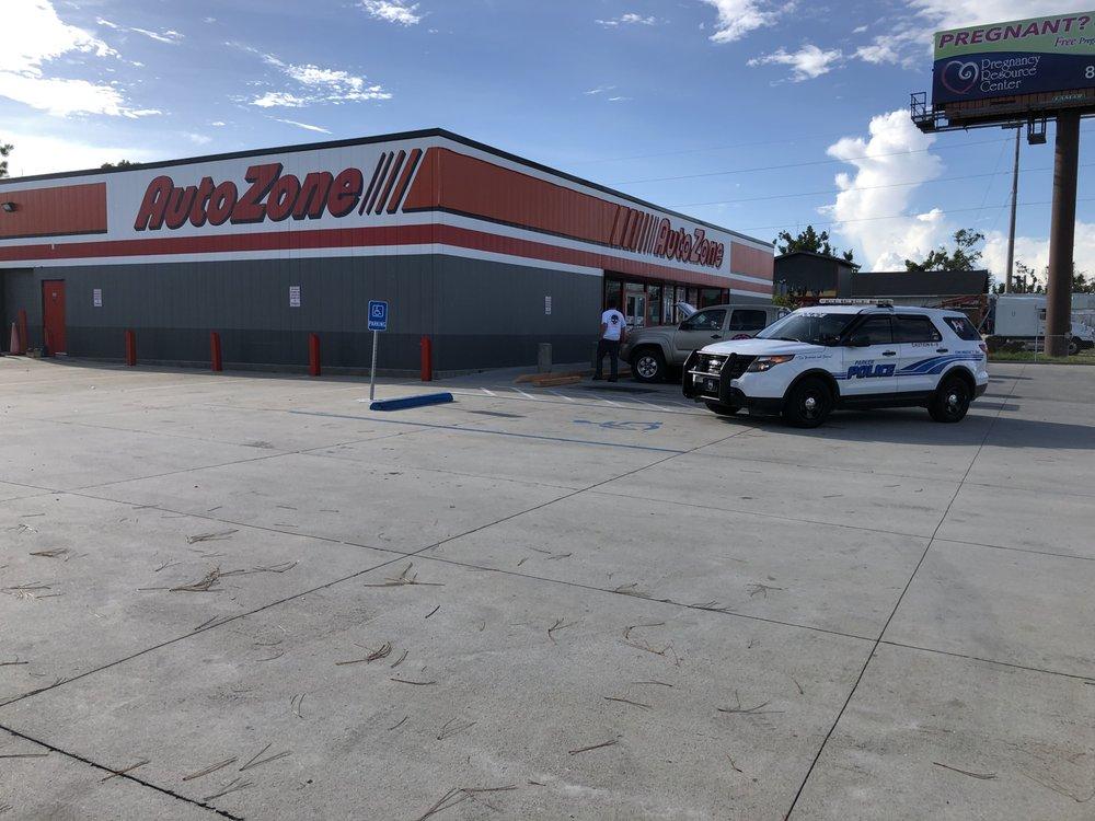 AutoZone Auto Parts: 726 S Tyndall Pkwy, Panama City, FL