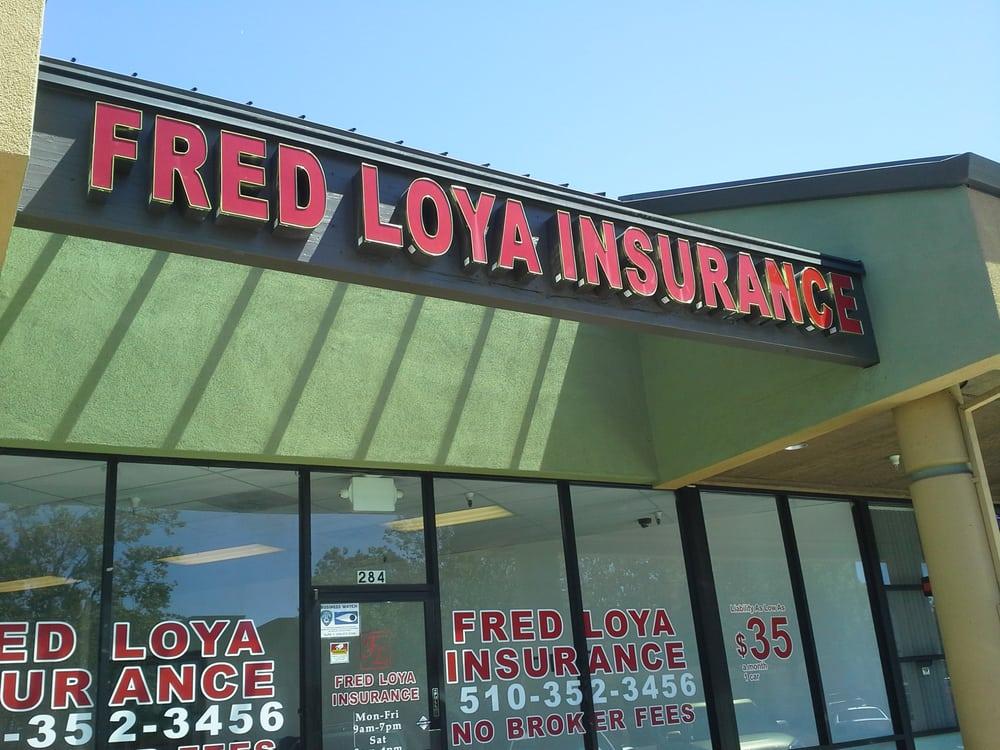 Fred Loya Insurance - Insurance - 699 Lewelling Blvd, San Leandro ...