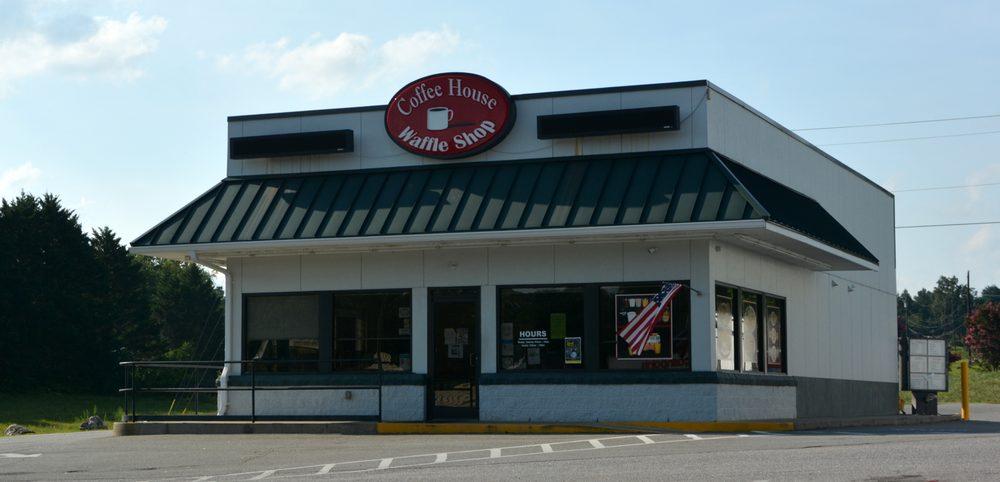 Coffee House Express: 4911 Elkin Hwy 268, North Wilkesboro, NC