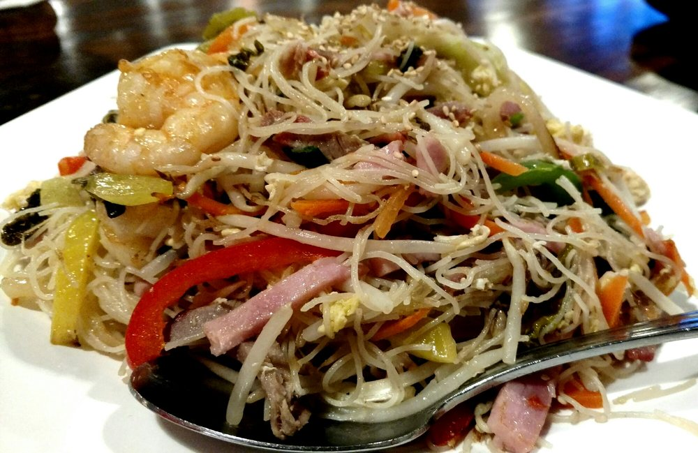 Asian Fusion Cafe Tempe Menu