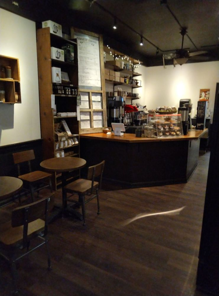 Harvest Coffee Roastery: 1 N Main St, Medford, NJ
