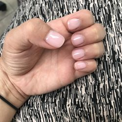 Photo Of Natural Nails Art Tampa Fl United States Asked For