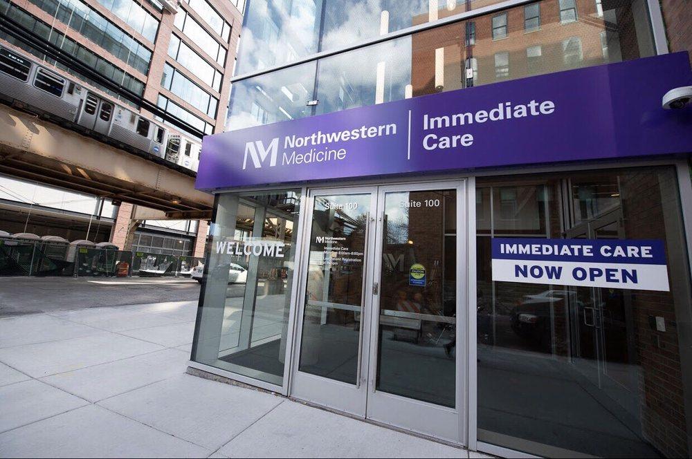 Northwestern Medicine Immediate Care West Loop
