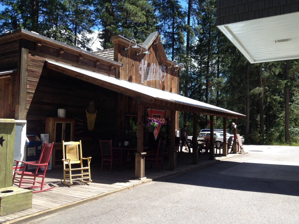 Hutton's General Store: 17497 S Hwy 97, Harrison, ID