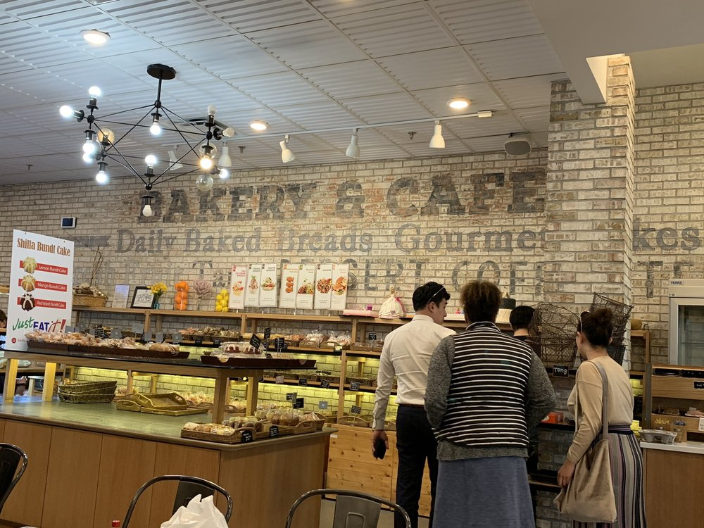 Shilla Bakery & Cafe - Tysons Corner