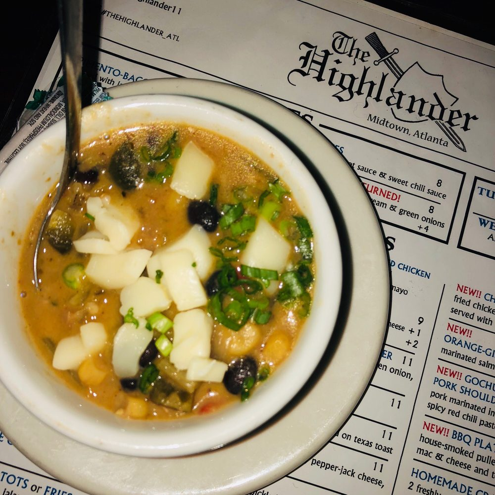 The Highlander: 931 Monroe Dr NE, Atlanta, GA