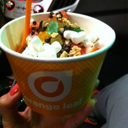 Orange Leaf Richmond Ave Staten Island