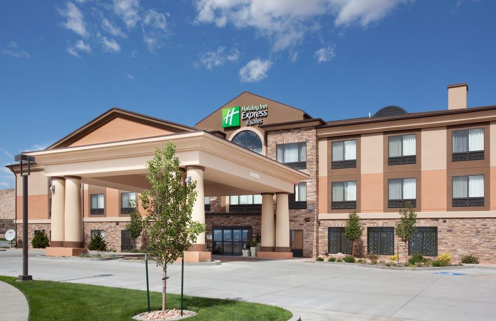 Holiday Inn Express & Suites Richfield: 20 W 1400th N, Richfield, UT