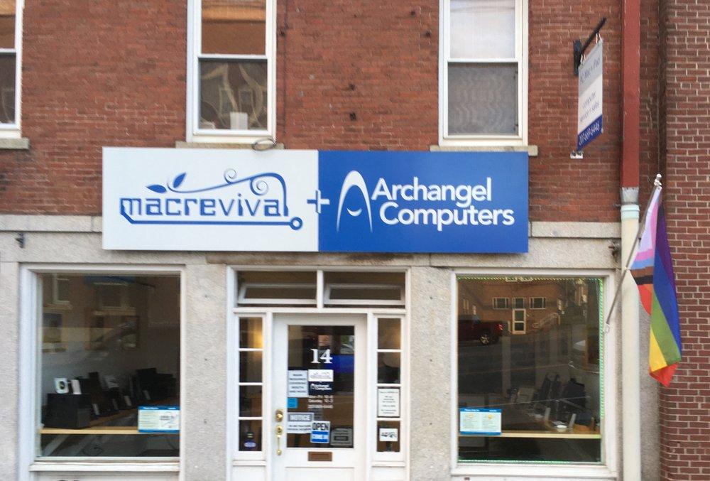 MacRevival + Archangel: 14 State St, Ellsworth, ME
