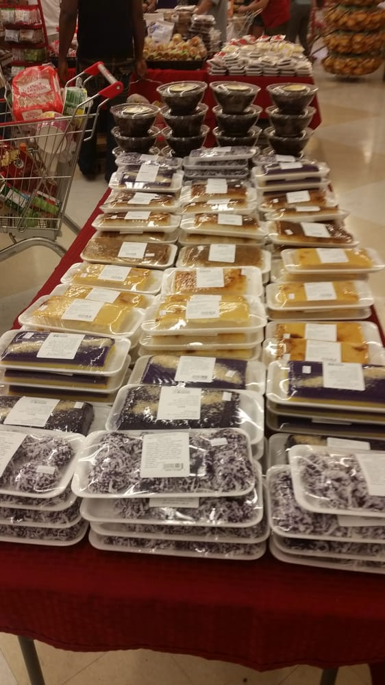 Kakanin desserts snacks yelp for Fish market las vegas