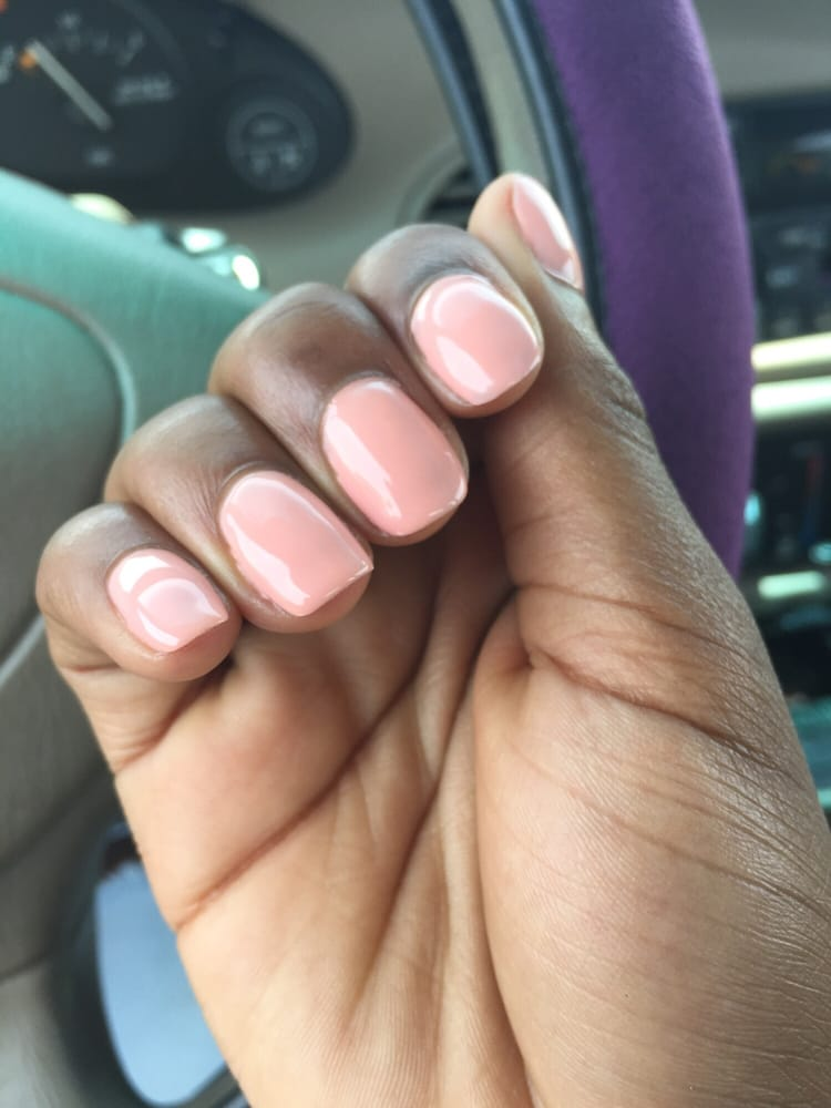 Love my nails! I used the Kiara Sky color 404 - Yelp
