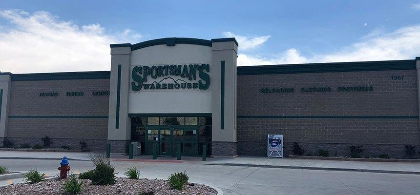 Sportsman's Warehouse: 1567 Dewar Dr, Rock Springs, WY