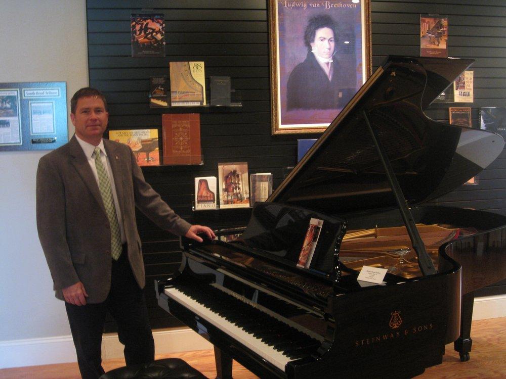 Shirk Piano & Organ: 4125 Grape Rd, Mishawaka, IN