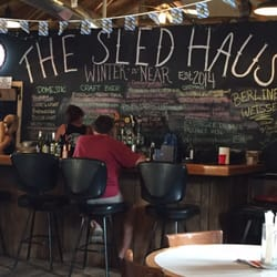 The Sled Haus 16 Photos 25 Reviews Burgers 209 Glendale Ave