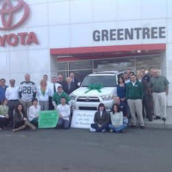 Greentree Toyota  16 Reviews  Car Dealers  87 Federal Rd