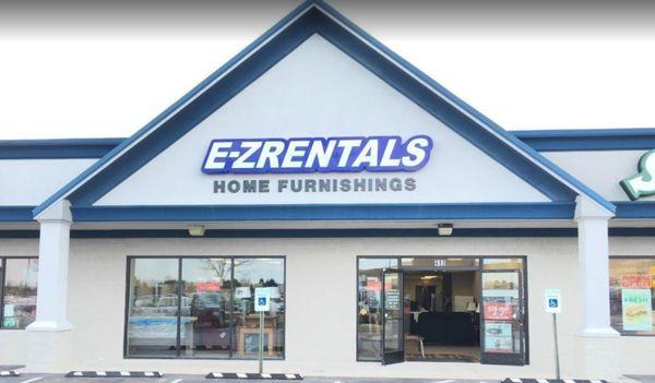 E Z Rentals Furniture Rental 119 W Broadway Blvd Jefferson City Tn United States Phone