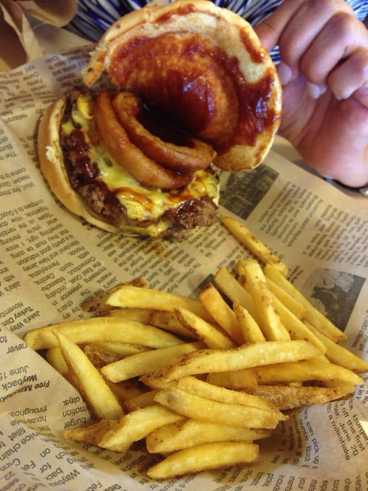 Rodeo Burger Yelp