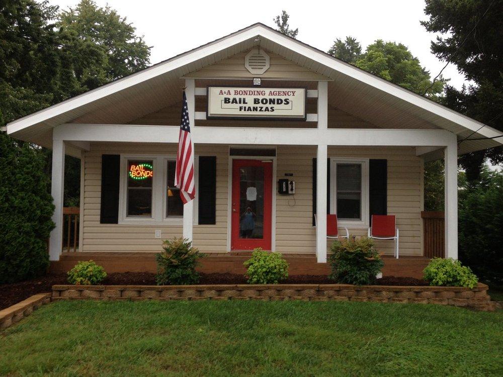 A & A Bonding Agency: 320 1st Ave E, Hendersonville, NC