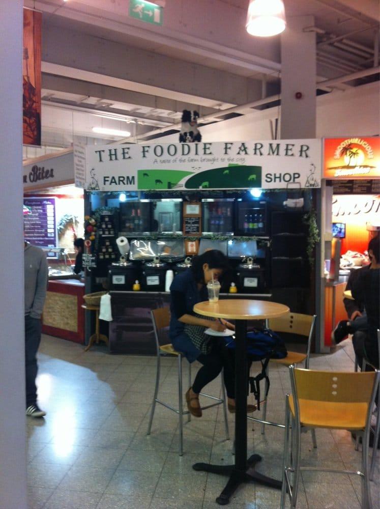 The Foodie Farmer