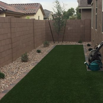 Photo Of The Yard Stylist   Gilbert, AZ, United States. A Simple Landscape