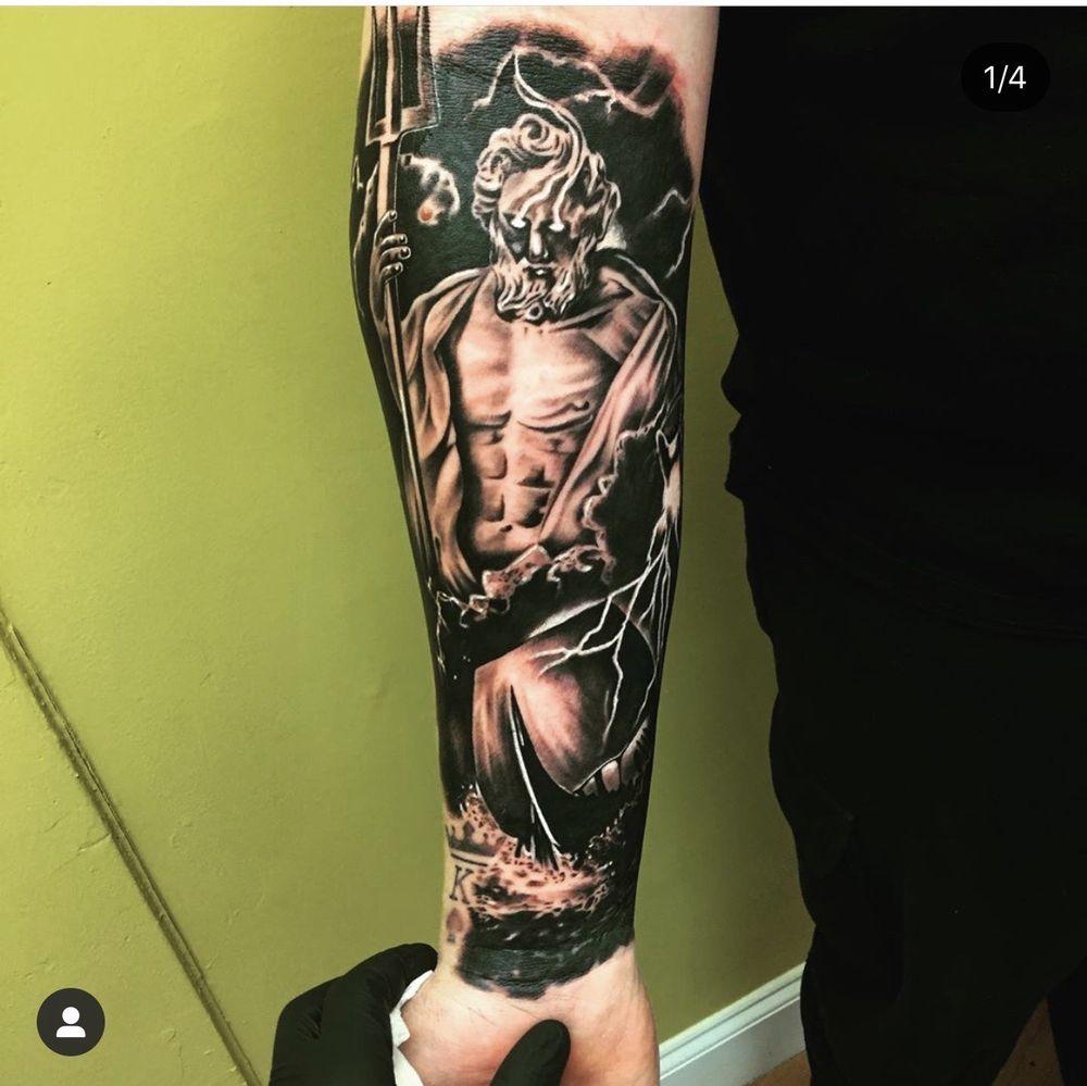 Tattoo Asylum: 2849 Woodbridge Ave, Edison, NJ