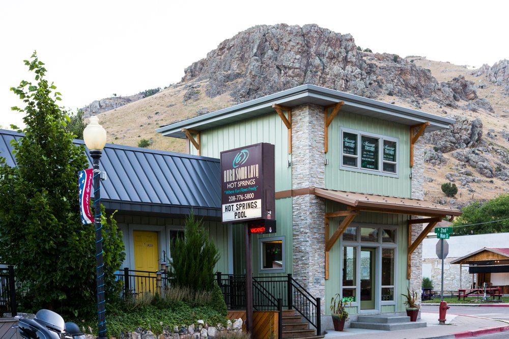 Lava Hotel: 196 E Main, Lava Hot Springs, ID