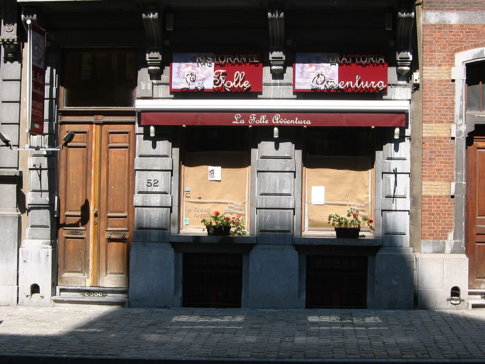 La folle avventura italian rue du congr s 52 for Avventura journeys in italian cuisine