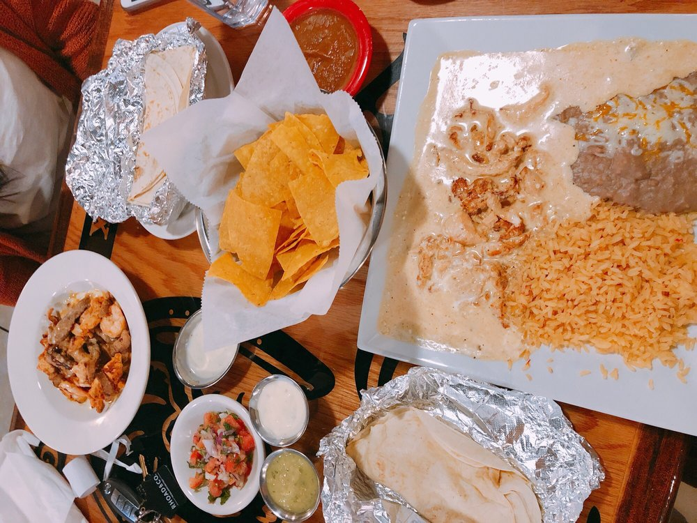 Bronco Mexican Grill: 1400 Kempsville Rd, Chesapeake, VA