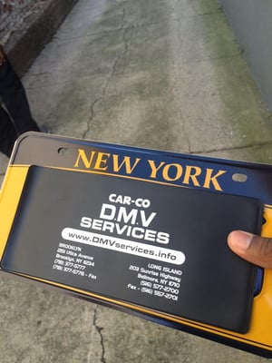 Car Co Dmv Services Bellmore Ny