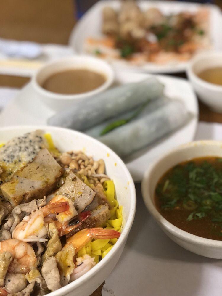 Huong Giang Restaurant Westminster Ca