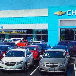 Reed Lallier Chevrolet 16 reseñas Concesionarios de