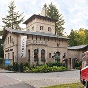 Fabrik Café Und Garten Biergarten Schiffbauergasse 10 Potsdam