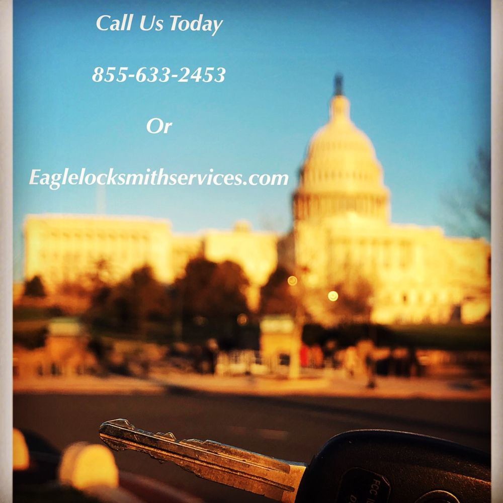 Eagle Locksmith in Washington DC Call Today 855-633-2453 Residential ...