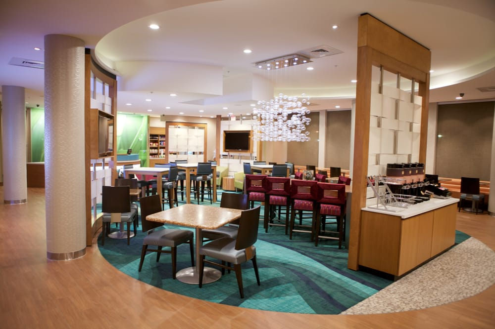 SpringHill Suites by Marriott Wichita Airport: 6633 W Kellogg, Wichita, KS