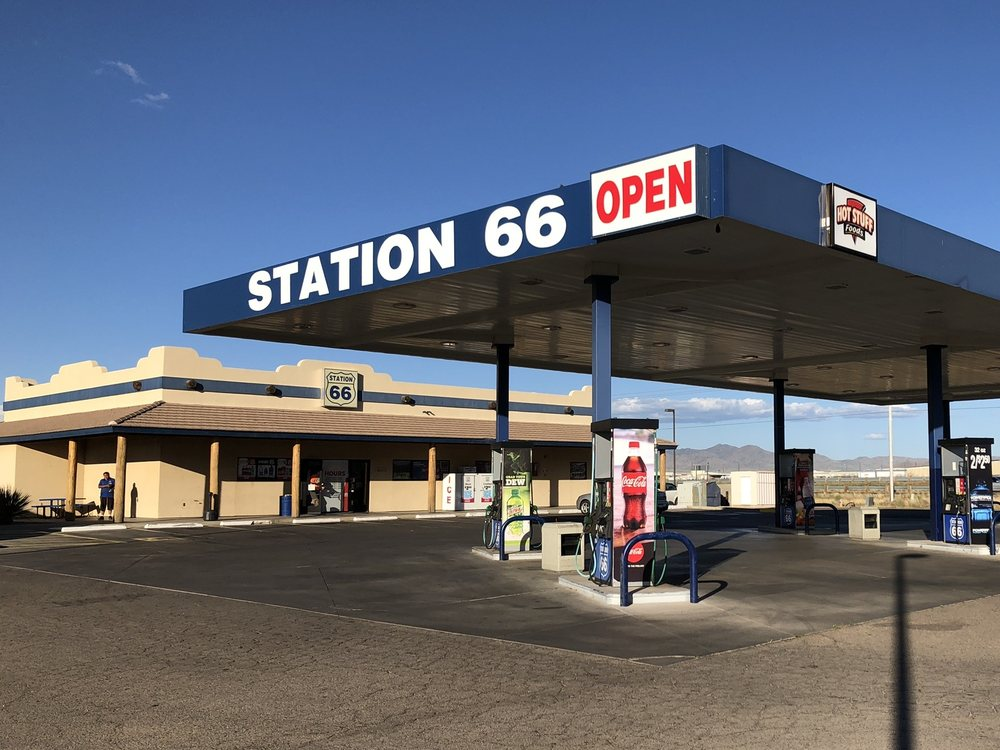 Station 66: 4115 E Thompson Ave, Kingman, AZ
