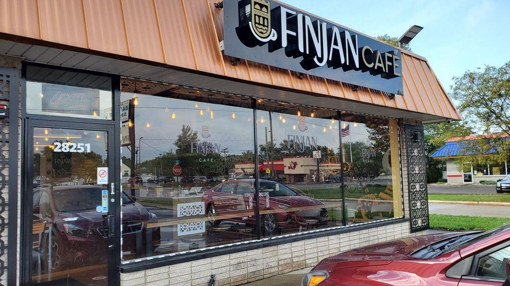 Finjan Cafe: 28251 Ford Rd, Garden City, MI