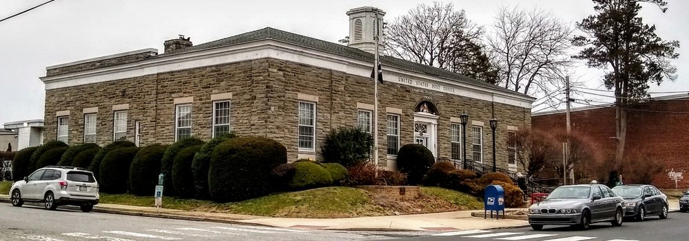 US Post Office: 30 Ardmore Ave, Ardmore, PA