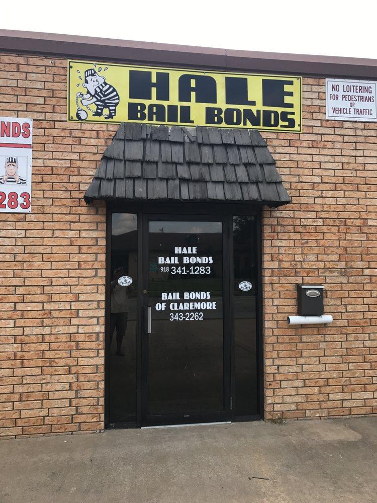 Hale Bail Bonds: 213 W 1st St, Claremore, OK